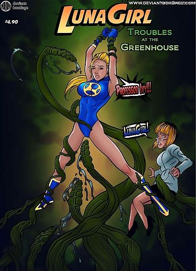Lunagirl - Troubles At The..