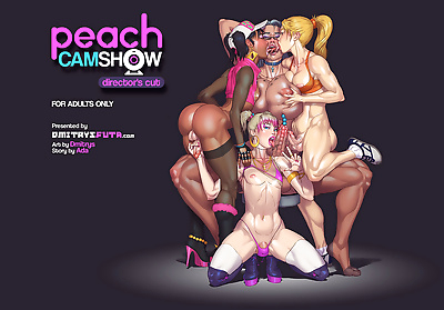 DMITRYS - Peachs Cam Show