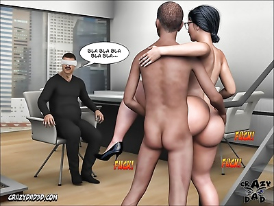 Crazy Dad - The Shepherd's Wife 4- Blindfolded - part 3