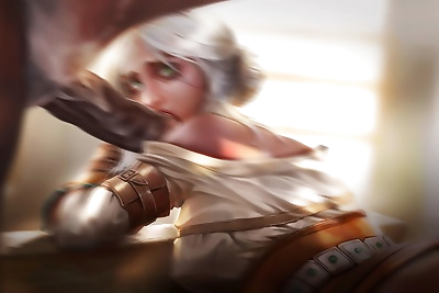 Ciri - Stable Fun - part 4
