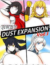 RWBY: Dust Expansion