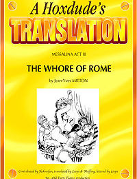 Messalina #3 - The Whore Of Rome