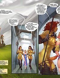 Rino99 - Captive of the Orcs