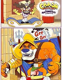 Crash Bandicoot Not so TINY Anymore