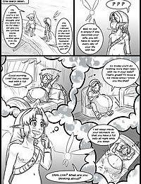 Ocarina of Vore Ch. 1-5 - part 4