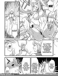 Shemale comics - part 14