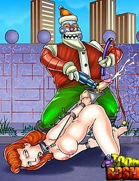 Submissive futurama babes in unleashed action - part 3900