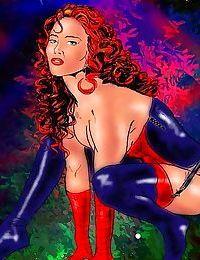 Spiderman porn cartoons - part 3797
