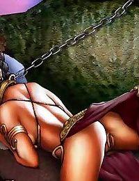 Star wars porn cartoons - part 3222