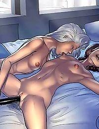 Star wars porn cartoons - part 1505