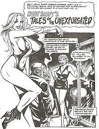 Ruby Shafts - Tales Of The Unexpurgated…