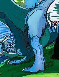 Eragon And Saphira