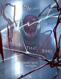 Sexual Symbiotes 2 - Ties That Bind