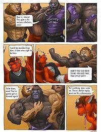 Redsaber - part 2