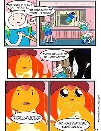 Adventure Time - Practice With The Band