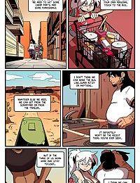 The Rock Cocks 8 - Enter The Cockpit - part 4
