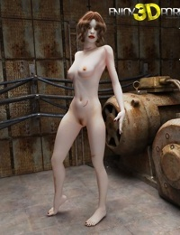 Pale beauty with interesting markings and incredible body - part 10