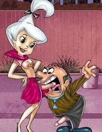 Famous futa cartoons - part 13