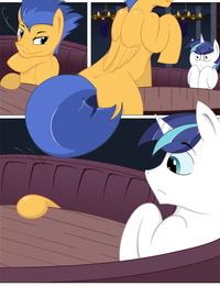 cartoonhorseporn Double date My little pony