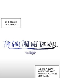 The Girl That Wet the Wall Ch 48 - 50