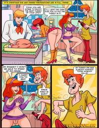 Tufos - Scooby-Toon 9 - The Christmas Turkey