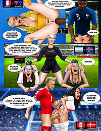 FIFA World Cup Russia 2018 - Soccer Hentai